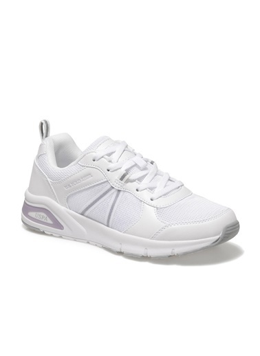 U.S. Polo Assn. Nelson Wmn Kadın Sneaker Beyaz